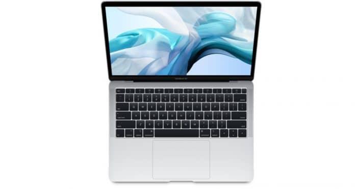 duración de batería del MacBook Air 2018