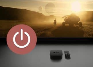 encender apagar apple tv con atajos