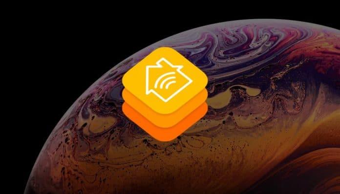 guardar codigos HomeKit en iPhone o iPad