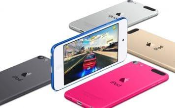 nuevos iPad y un iPod touch