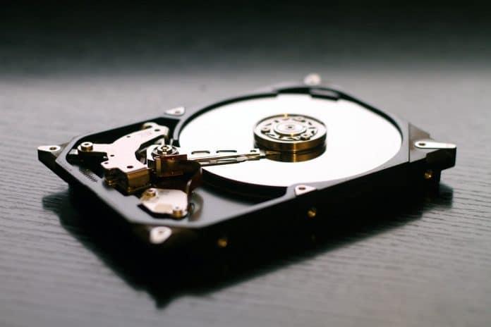disco sin formato mac