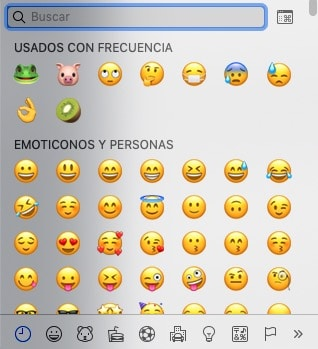 Cómo activar el teclado emoji en Mac