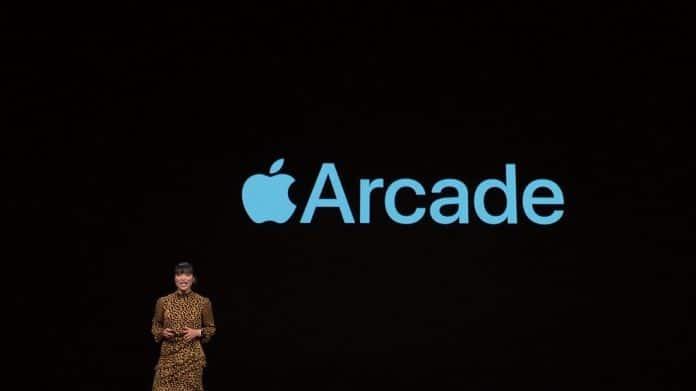 la plataforma de videojuegos de Apple
