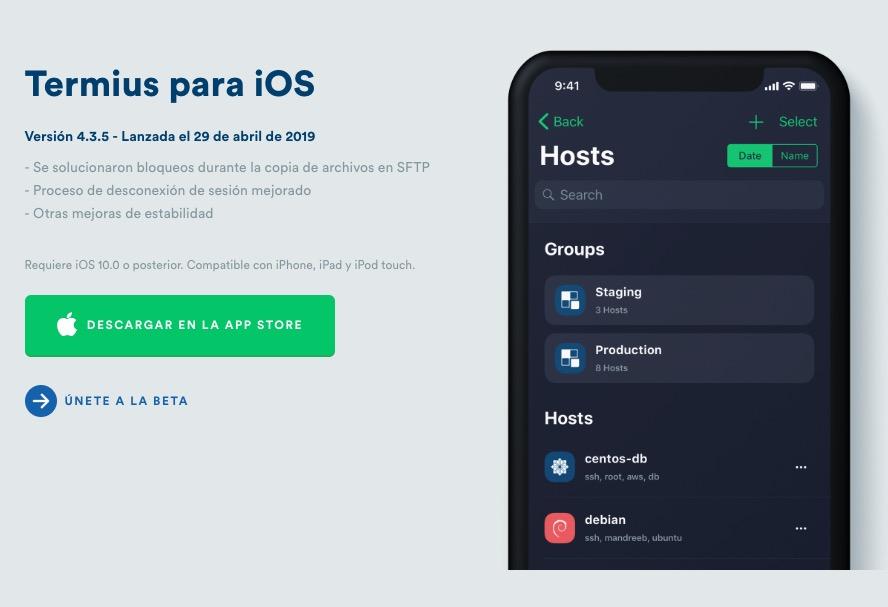 Cómo conectarte a FTP desde iPhone o iPad