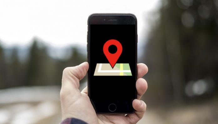 enviar ubicacion desde mensajes para iphone