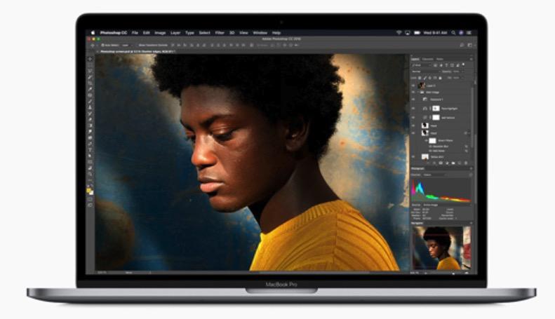 nuevo macbook pro 2019