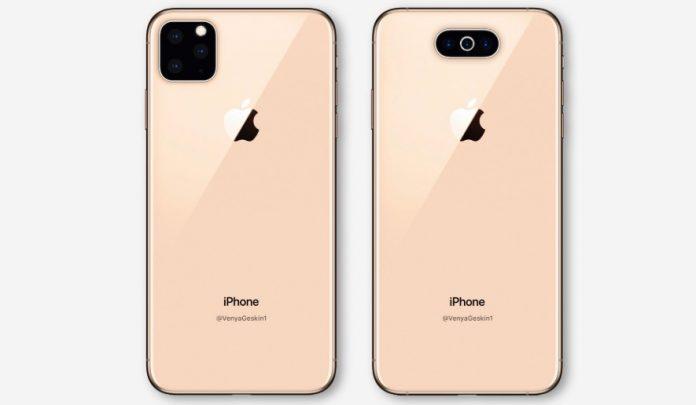 nuevos iPhone XI, iPhone XI Max y iPhone XR
