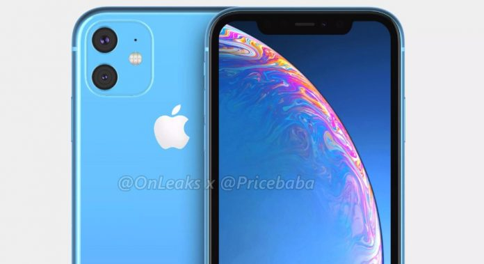 posible diseno del iPhone XI y del iPhone XR 2