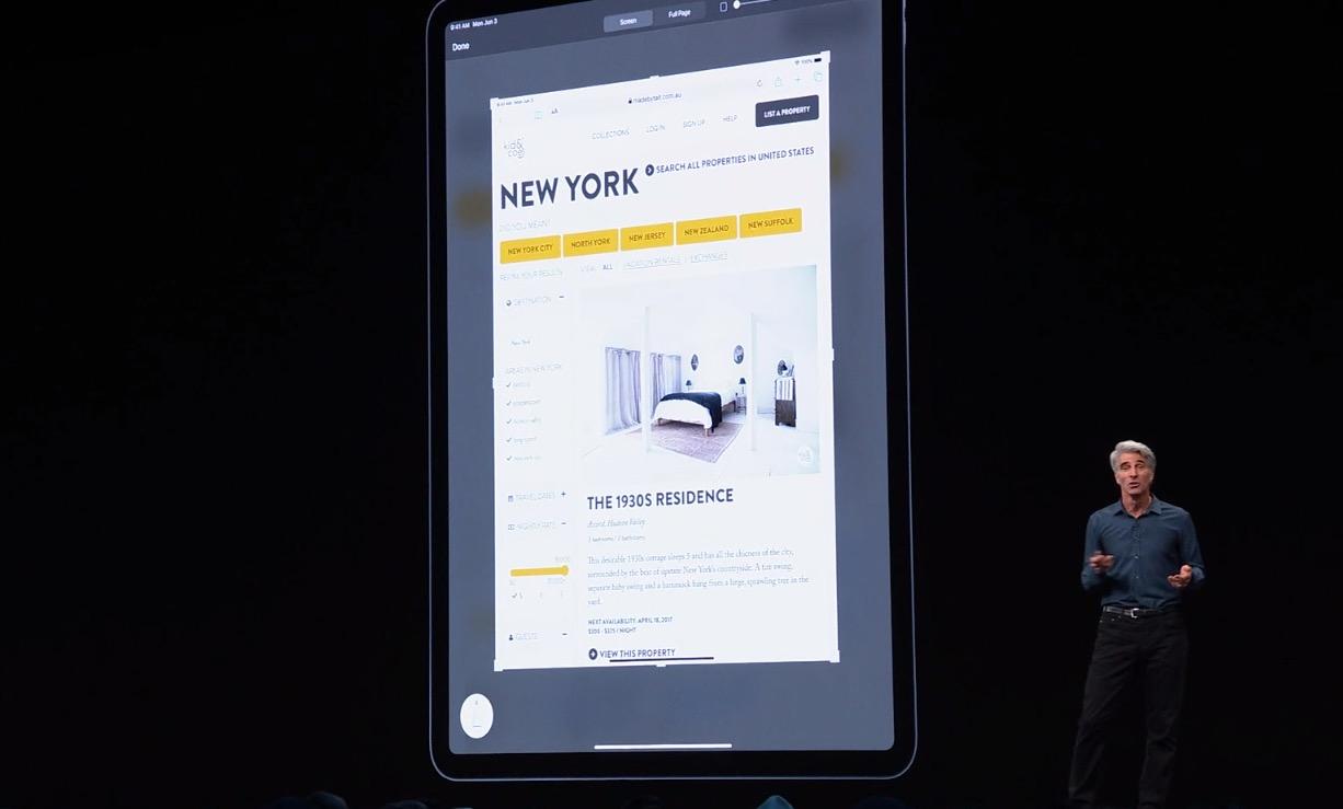 Apple lanza iPadOS: novedades