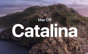 Mac compatibles con macOS Catalina