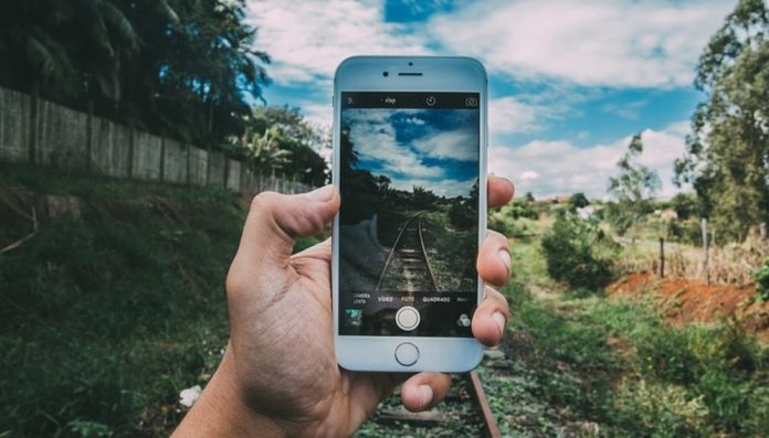 Cómo hacer zoom en Cámara del iPhone