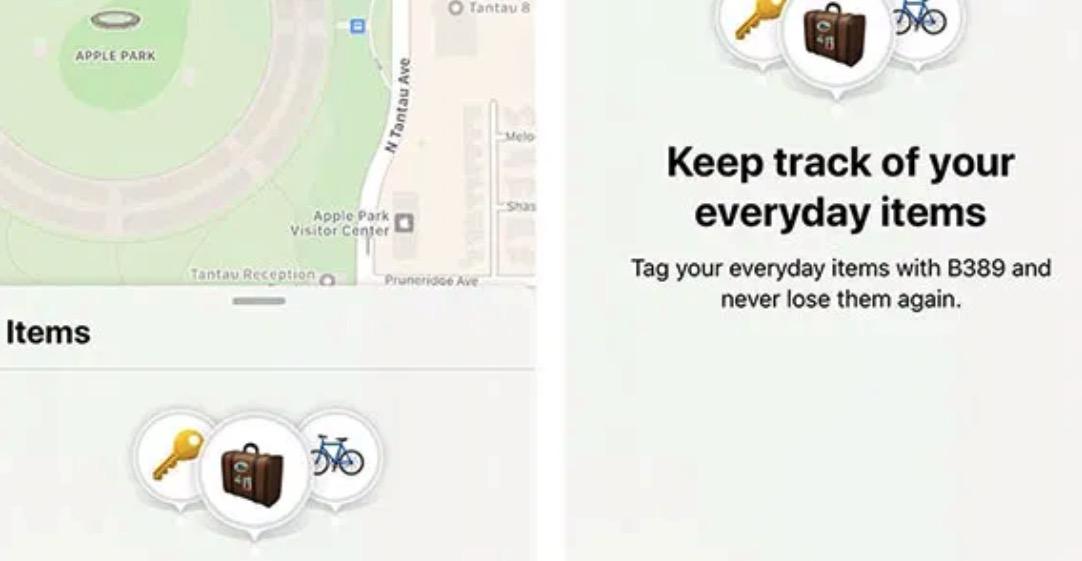 Apple Tag, un dispositivo localizador