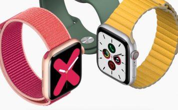 desactivar Always on display en Apple Watch Series 5