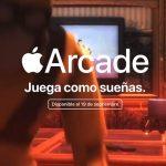 tener mes gratis apple arcade