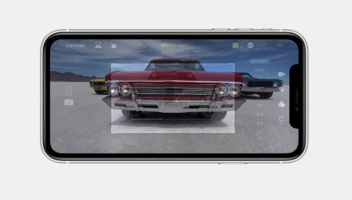 Deep Fusion en iPhone
