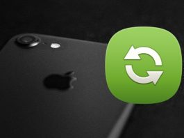 reiniciar iphone