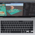 Magic Keyboard del MacBook Pro 16''