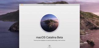 Ocultar la actualización a macOS Catalina