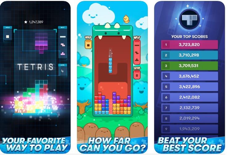 como Descargar el Tetris para iPhone