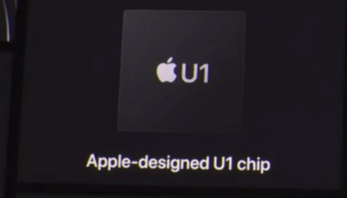 chip U1 que es