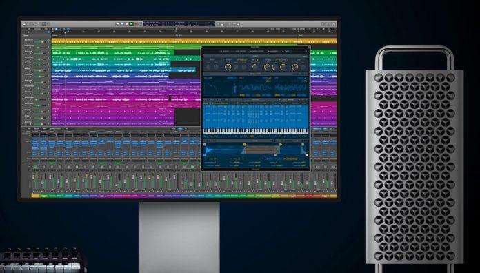 Logic Pro X 10.5,