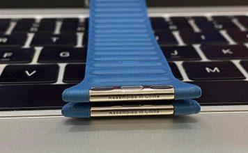 correas Leather Loop para Apple Watch 2020