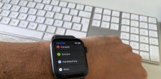 Cómo activar Lavarse las manos en Apple Watch