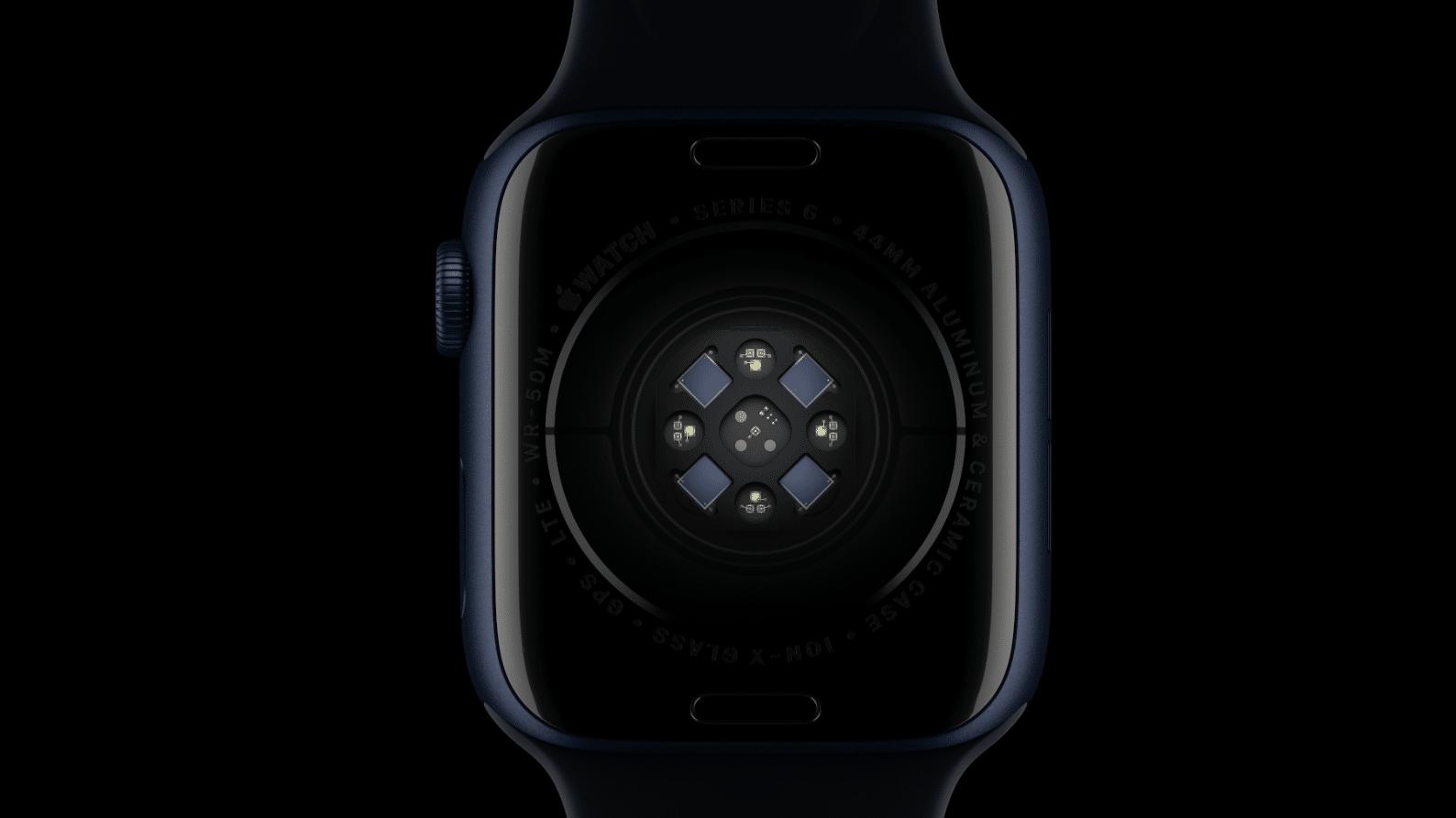 oximetro apple watch 6