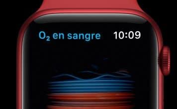 Medir oxígeno en sangre con el Apple Watch