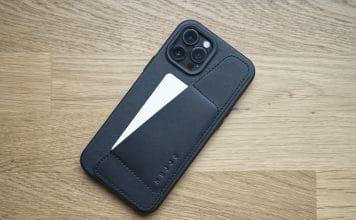 carcasa Wallet de Mujjo para iPhone 12 Pro Max
