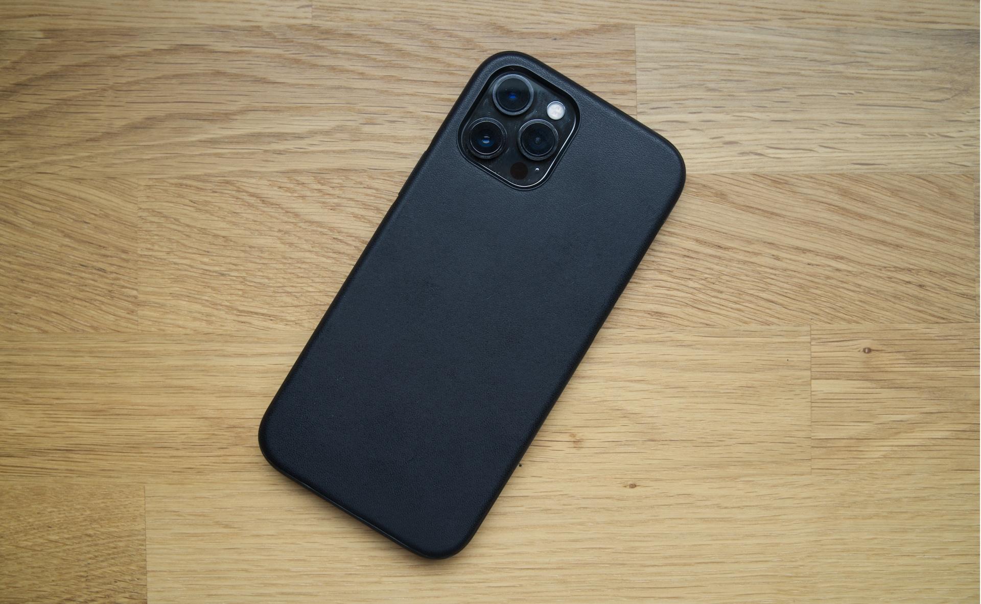 carcasa NOMAD iphone 12 pro max